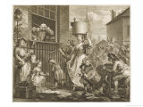 The Enraged Musician Disturb Hogarth