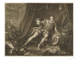David Garrick in the Character of Richard III