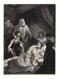 The Death of Queen Elizabeth