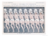 Showgirls Perform the Dance of the Snowflakes