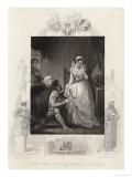 Lady Jane Grey Declining the Crown
