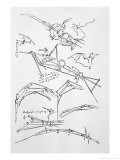 Sketches of Flying Machines
