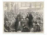 Ulysses S Grant Receiving the Freedom of the City of London