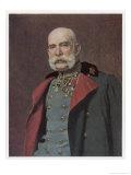 Franz Joseph Austrian Emperor in Old Age