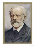 Pyotr Ilich Tchaikovsky  Russian Composer