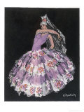 Antonia Argentina (Antonia Merce) Flamenco Dancer in &quot;Cordoba&quot; by Albeniz