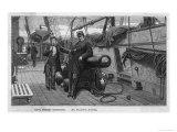 "The Confederate War-Steamer ""Alabama "" Captain Semmes Secretary"