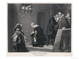 Strafford&#39;s Execution