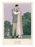 Elegant Embrace 1922