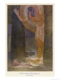 In the Temple the Chief Magician is Visited by the God Thoth in a Dream