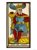 Tarot: The King of Cups