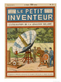 Mouchot&#39;s Solar-Powered Motor