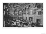 Interior View of the New New York Stock Exchange