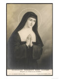 Saint Marguerite-Marie Alacocque French Nun and Visionary