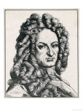 Gottfried Wilhelm Von Leibniz German Philosopher