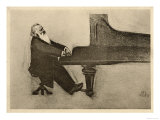 Johannes Brahms German Musician