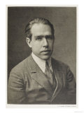 Niels Henrik David Bohr Danish Physicist