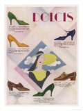 Advertisement for Dolcis Shoes