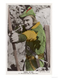 "Erroll Flynn in ""The Adventures of Robin Hood"" 1938"