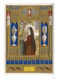 Saint Clare of Assisi Follower of S Francesco