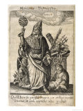 Hermes Trismegistus  Perceived by Neoplatonists as the Presiding Deity of Alchemy