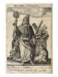 Hermes Trismegistus  Perceived by Neoplatonists as the Presiding Deity of Alchemy
