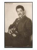 Fritz Kreisler Austrian-Born American Violinist and Composer