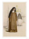 Barefoot Carmelite Nuns