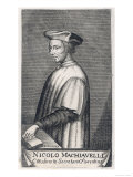 Niccolo Machiavelli Italian Political Theorist
