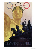 Olympic Games  Berlin  1936