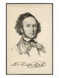 Felix Mendelssohn the German Composer