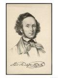 Felix Mendelssohn the German Composer