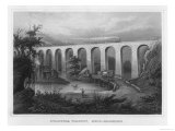 The Starucca Viaduct on the Erie Railroad
