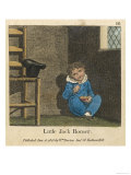 Little Jack Horner Sat in a Corner Eating a Christmas Pie