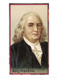 Benjamin Franklin American Scientist and Statesman