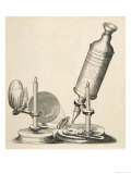 Robert Hooke&#39;s Microscope