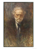 Giuseppe Verdi the Italian Opera Composer in Old Age