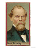 John Augustus Roebling American Engineer and Industrialist Born in Germany