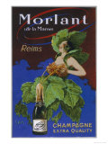 Morlant Champagne Made in Reims