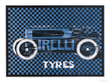 Pirelli Tyres  for Racing Cars