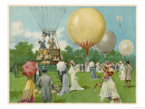 Balloon Rally at Hurlingham