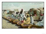 Date Market in Omdurman Sudan