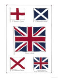 Flags of the United Kingdom  The Union Jack and Its Components
