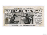Baxendales Specialitites: Blacks Patent Bell Signalling Speaking Tube Apparatus