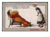 Comment on Lloyd George&#39;s National Insurance Act