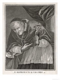Alfonso Maria de Liguori Neapolitan Founder of the Order of Redemptorists