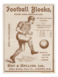 Football Blocks&#39; a Device to Protect a Footballers Shins
