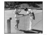 Tennis Chivalry 1930s