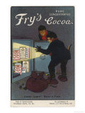 Fry's Cocoa Advert