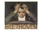 Ludwig Van Beethoven Beethoven Struggles with His Inner Demons as He Composes His 9th Symphony